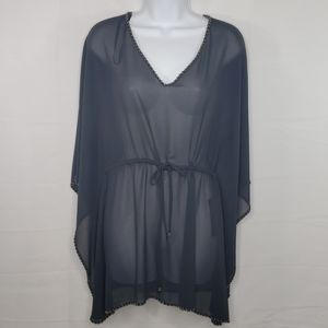 S. Oliver sheer tunic